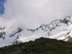 Huddleston and Stocking Glaciers