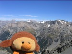 Karl at the summit