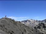 Kea and the ridge