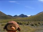 Karl at Lindis Pass