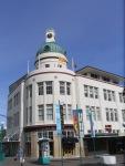 Napier's downtown